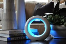 Light Therapy / Utilize Light Therapy to help you fall asleep, wake you up, or improve your energy.