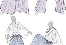 clothes - kimono
