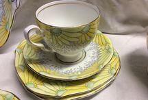 Time for Tea / Vintage China