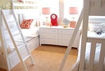 kid's room / by Kayce Hughes
