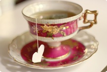 "High Tea Time / ""Come and share a pot of tea,