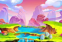 Layout landscape