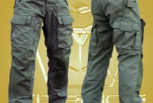 Gadget, clothing and workwear