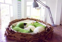 Bed Room / by Margaret Briggs