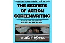 Pin books about screenwriting/writing/acting/filmmaking. / Pin your favorite screenwriting/writing/acting/filmmaking BOOKS (only) to help others find great books and learn more about the craft/industry.