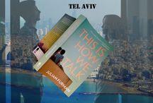 Books set in ISRAEL