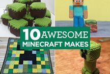 Minecraft crochet