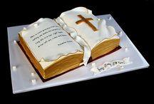 christening book  cakes