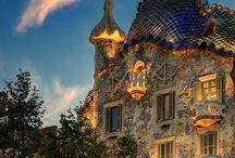 Casa Batllo / Casa Batlló - http://www.es.blog.espaibarcelona.com/casa-batllo/
