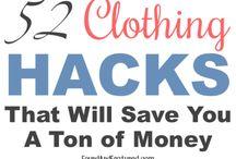 Clothing and Shoe Hacks