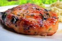 Recipes: Pork / by Janessa Jenkins