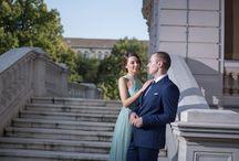husband and wife / wedding