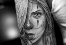 Tattoos / by Jessica Vaughn