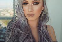 hair colours! ☺