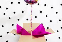 Balloon Surprises / Creative Balloon Surprises for birthdays