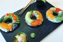 Sushis donuts