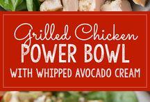 Salata ve yemek cesitleri