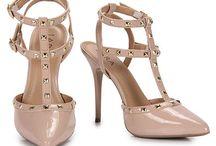 Sapatos, acessórios