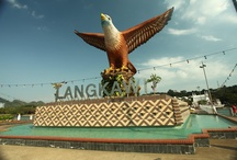 Langkawi / Langkawi se nachází v Malajsii a skládá se z 99 ostrovů