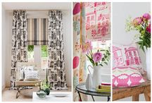Fabrics / Beautiful upholstery and drapery fabrics