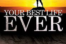 Your Best Life Ever / You haven't danced your best dance yet. Your best life is still out in front of you! #DareToBelieve #NewBook #NewRelease #YourBestYou