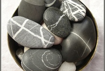 Stone and Pebble