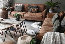 Earthy tones Decor