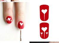 Lov nail art....