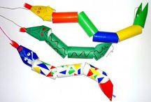 Karneval - Aktivitäten und Bastelideen für Kleinkinder