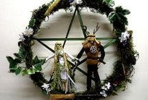 Positively Pagan Handfasting Gifts & Decorations by Rowan Duxbury / Here are a selection of my Original, handmade goodies- All made with Love from my home in Wiltshire.