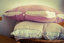Be Zen Linen Pillow