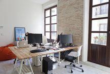 eCommerce / Miejsce, gdzie możecie wrzucać pomysły i inspiracje na Wasze miejsce w nowym biurze.