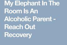 Children with alcoholic parent
