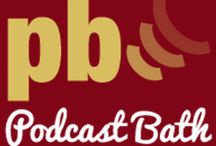 Podcast Bath / Podcast Bath Media Services Voice Work, Podcast Training & Kick off Interviews and Audio Editing Services
