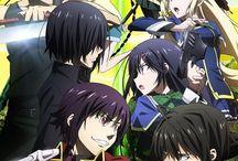 Anime - Magical Warfare