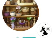 Nigel Peters Woodturnings / Woodturned crafts
