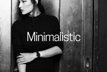 Minimalistic / Sometimes minimalist is the way to go