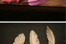 Feathers / by Isabella Balkert