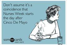 Nurse Appreciation 24/7 / Because Nurse Appreciation shouldn't be designated to just one week :)