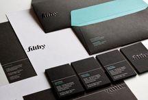business cards - wizytówki