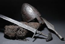Historical Weapons / Weapons that had came throughout the ages of time