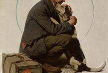 Norman Rockwell / by Pam Duggan