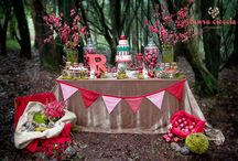 Party ideas: Red Riding Hood