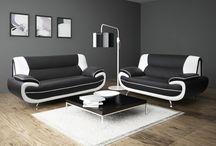 Lahome / Modern Sofa