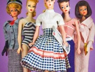Barbie and Other Dolls / by Jaime April