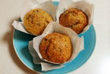 Healthy Muffins / The healthy recipes we like to use for our playgroups