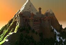 Minecraft terraforming