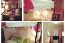 college dorm ideas / by Charity Robinson