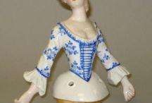 Demi figurine Locre