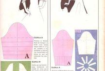 Pattern design & fitting